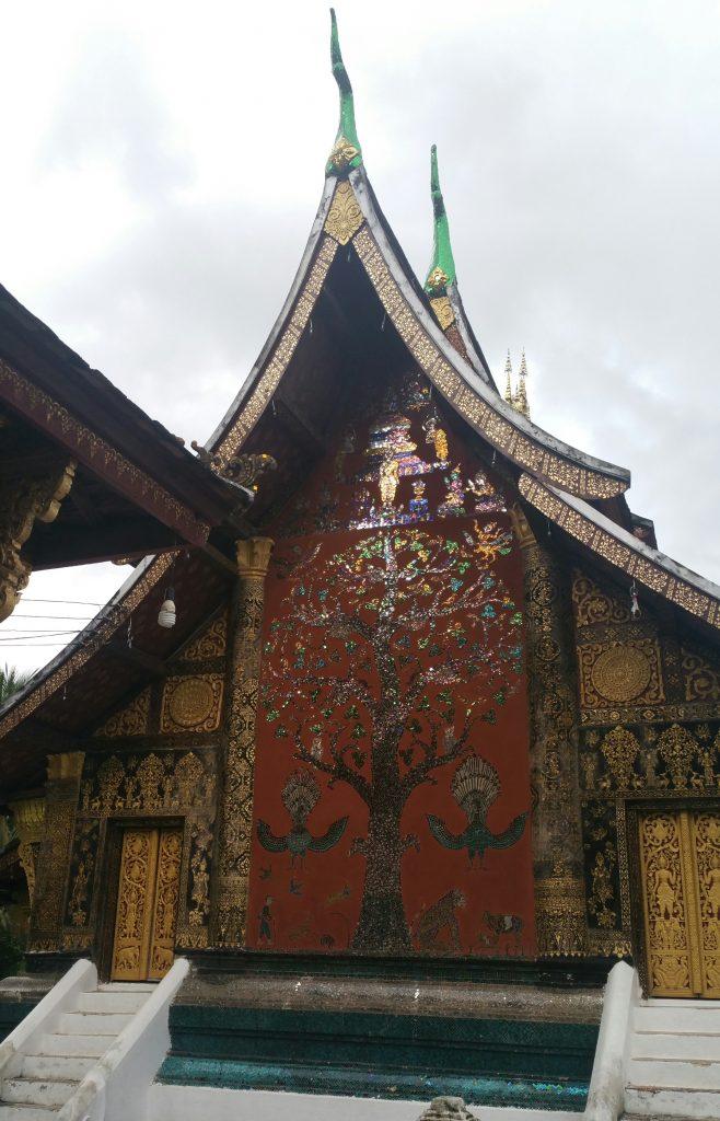 El arbol de la Vida Luang Prabang