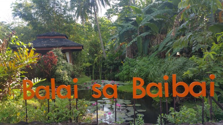 balai sa baibai resort camiguin filipinas