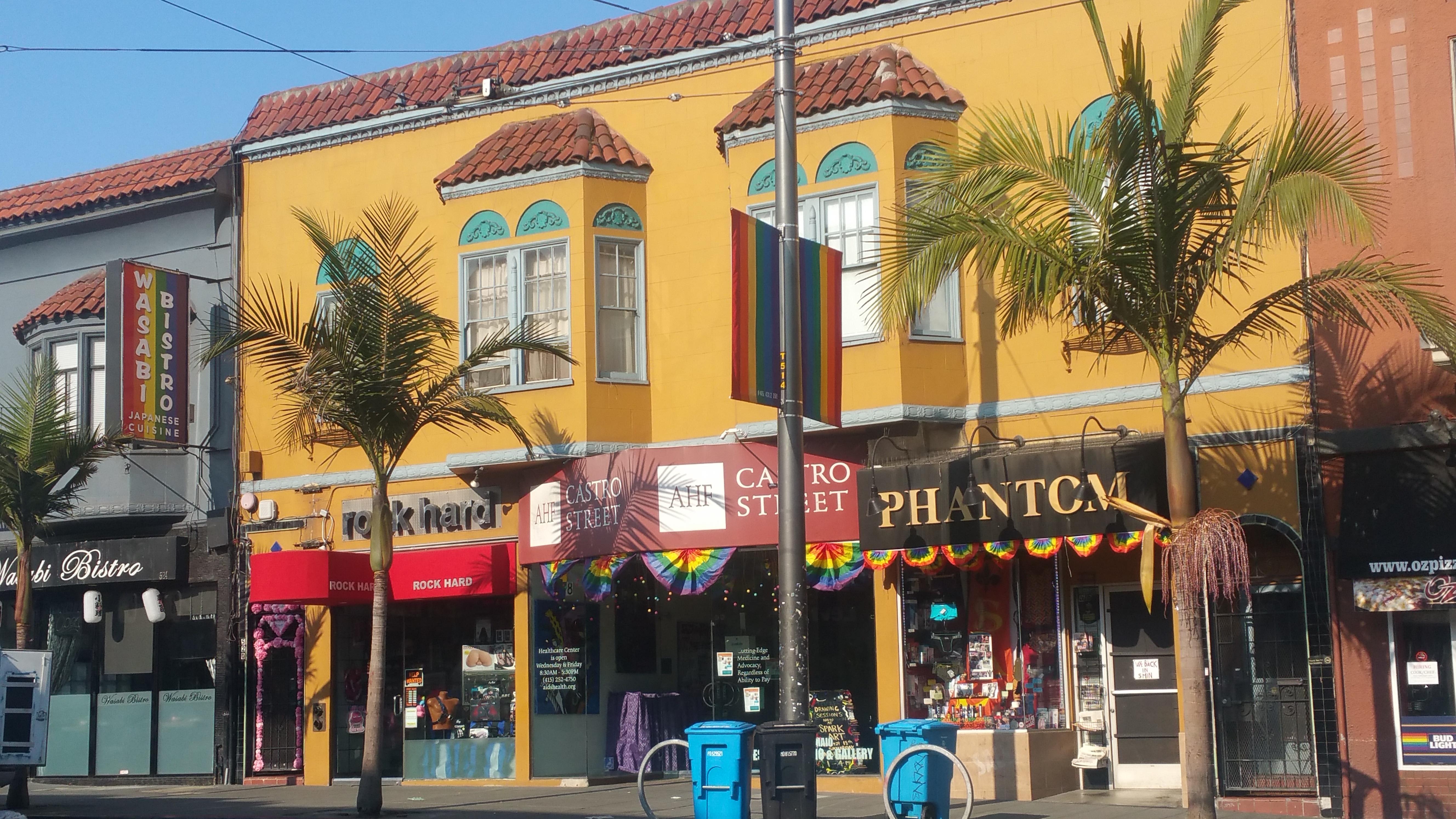 BARRIO CASTRO SAN FRANCISCO CALIFORNIA