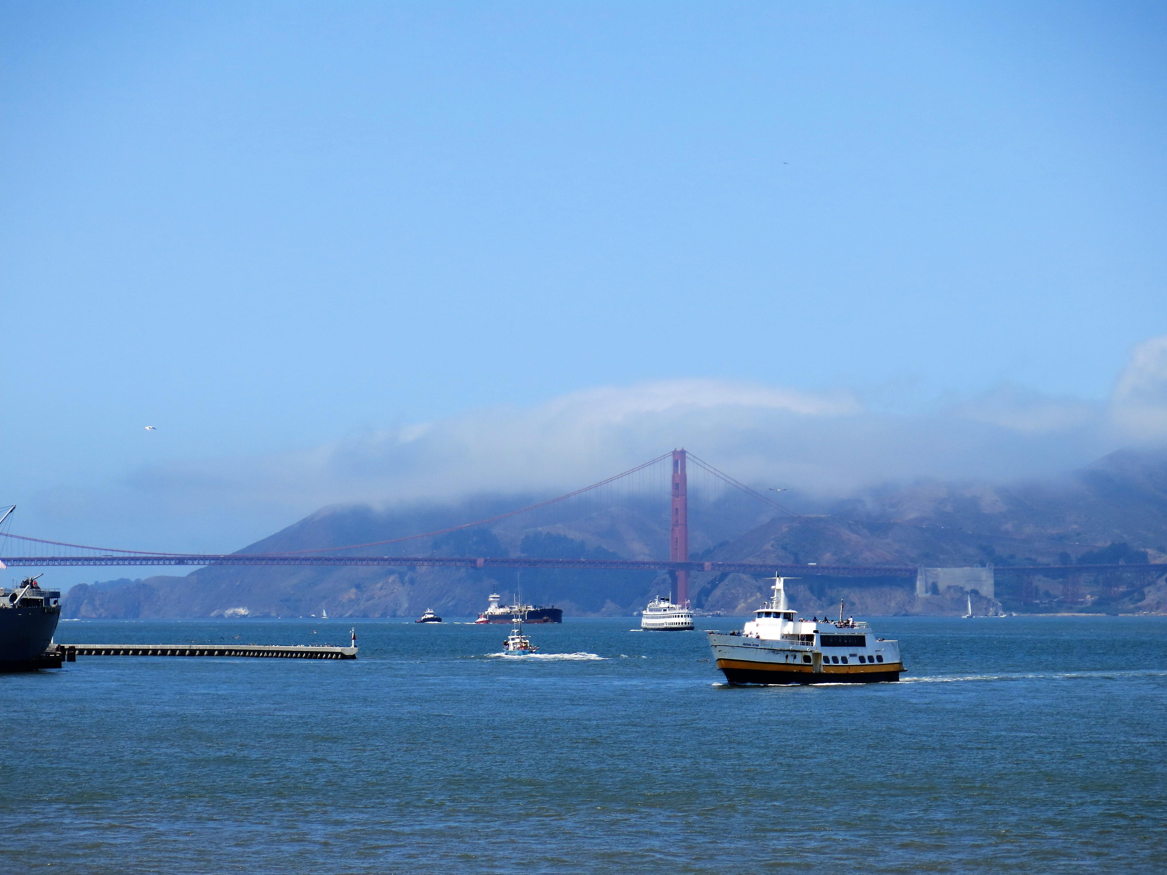 FISHERMANS WARF SAN FRANCISCO CALIFORNIA USA