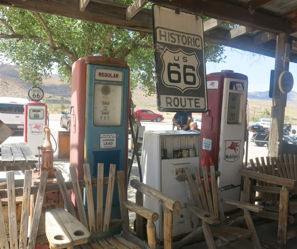 ROUTE 66 COSTA OESTE USA