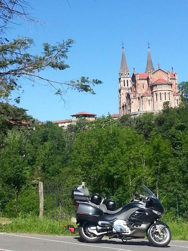 Ruta en Moto por Asturias